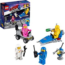 LEGO THE LEGO MOVIE 2 Benny's Space Squad 70841 Bu