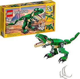 LEGO Creator Mighty Dinosaurs 31058 Build It Yours