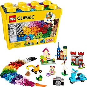 LEGO Classic Large Creative Brick Box 10698 Build