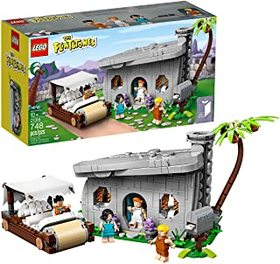LEGO Ideas 21316 The Flintstones Building Kit, New