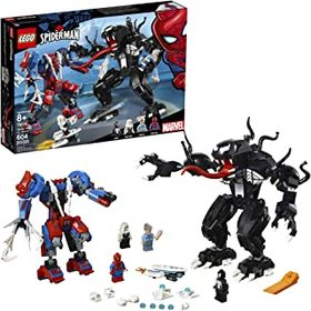 LEGO Super Heroes Marvel Spider Mech Vs. Venom 761