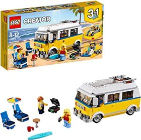 LEGO Creator 3in1 Sunshine Surfer Van 31079 Buildi