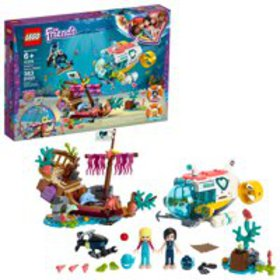 LEGO Friends Dolphins Rescue Mission 41378 Buildin