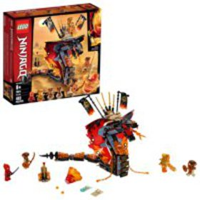 LEGO Ninjago Fire Fang 70674 Action Toy Building S