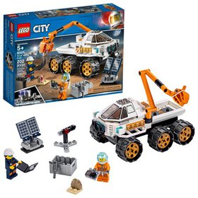 LEGO City Space Rover Testing Drive 60225 NASA-ins