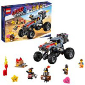 LEGO Movie Emmet and Lucy's Escape Buggy Toy Truck