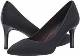 Rockport 75 mm Total Motion Pointy Toe Gore Pump