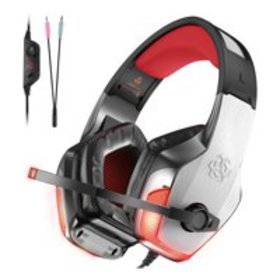 PC Gaming Headset for PS4 Xbox One, PC Gaming Head