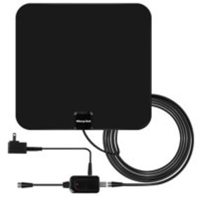 [NEWEST 2018] Amplified HD d igital TV Antenna wit