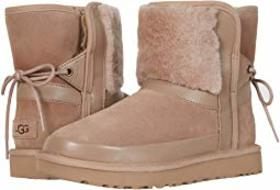 UGG Classic Leopard Lined Bow