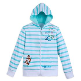 Disney Mickey Mouse and Friends Zip-Up Hoodie for