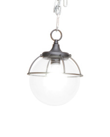 reveal designer Girard Pendant With Clear Glass Co