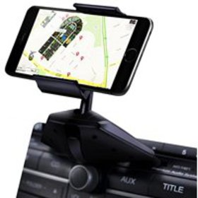 CD Slot Phone Mount, IPOW iPhone Holder Mount for