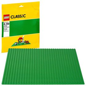 LEGO Classic Green Baseplate 10700 Building Access
