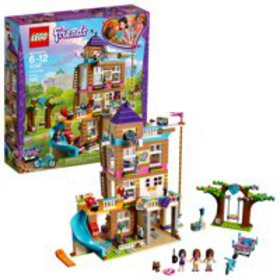 LEGO Friends Friendship House 41340 4-Story Buildi
