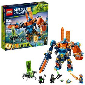 LEGO Nexo Knights Tech Wizard Showdown 72004 (506