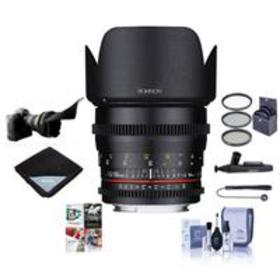 Rokinon 50mm T1.5 Cine DS Lens for Sony E Mount Wi