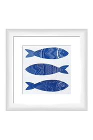 PTM Images Tuna Collage Wall Art