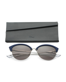 DIOR Made In Italy 65mm Designer Sunglasses