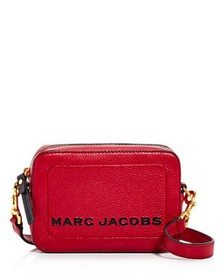MARC JACOBS - The Box Leather Crossbody