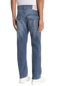 True Religion Ricky Flap Pocket Relaxed Straight L
