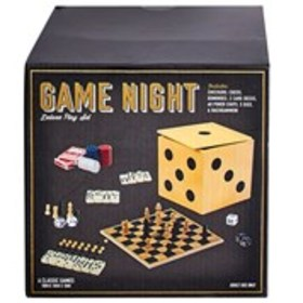 TCD FIT Game Night 6-in-1 Set
