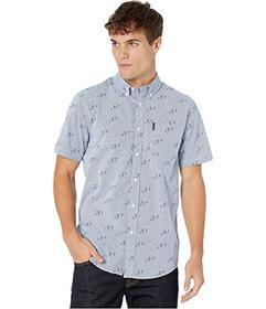 Ben Sherman Short Sleeve Scooter Print Shirt