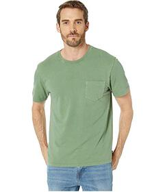Lucky Brand Sunset Pocket Tee