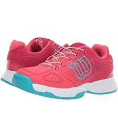 Wilson Kids Kaos Junior QL Tennis (Little Kid\u002
