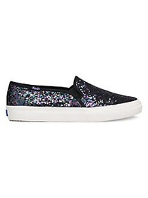 Keds Women's Double Decker Sequin Embellished Snea
