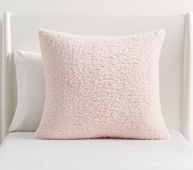 Pottery Barn Cozy Euro Pillow Cover