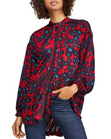 Free People - Love Letter Floral Tunic