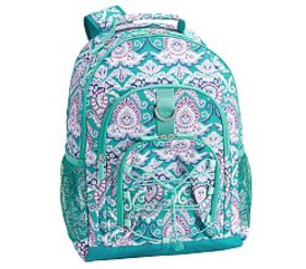 Pottery Barn Gear-Up Pool Deco Medallion Backpack