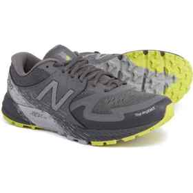 Summit K.O.M Trail Running Shoes (For Men) in Magn