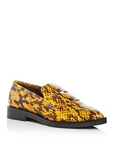 Rebecca Minkoff - Women's Pacey Snake-Embossed Poi