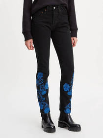 Levi's Embroidered 501® Skinny Women's Jeans