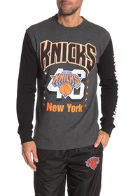 UNK NBA NBA Team Logo Print Back in the Day Therma