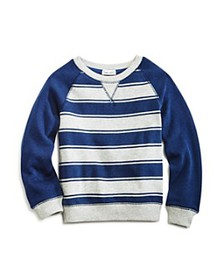 Splendid - Boys' Striped Raglan Sweatshirt - Littl