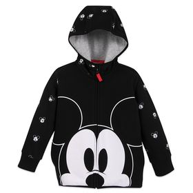 Disney Mickey Mouse Zip-Up Hoodie for Boys