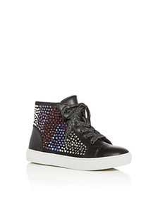 STEVE MADDEN - Girls' JStarring Embellished High-T