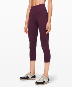 Wunder Under Crop (High-Rise) *Full On Luxtreme 21