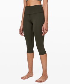 Wunder Under High-Rise 1/2 Tight *Full-On Luxtreme