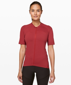 City To Summit Cycling Jersey | Women's Short Slee