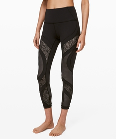 """Wunder Under High-Rise Tight 25"""" *Lace 