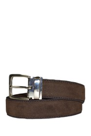 Isaac Mizrahi Suede Reversible Belt (Boys)
