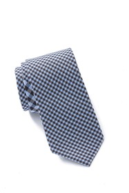 Ben Sherman Kyrie Checked Panel Tie
