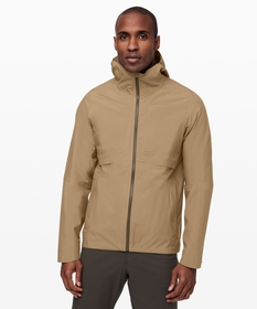Outpour Shell | Men's Jackets + Hoodies
