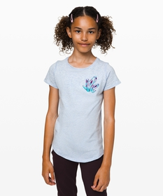 Rise Shine Repeat SS Tee | Girls' Short Sleeves
