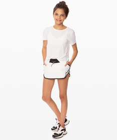 Cool Expression Short Sleeve Tee | Girls' T-Shirts