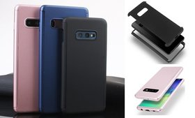 Shockproof Soft PC Case With Screen Protector Fr S